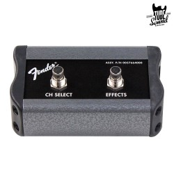 Fender Footswitch 2 Button Channel Select FX On Off
