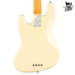 Fender Jazz Bass American Professional II RW Olympic White