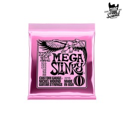 Ernie Ball 2213 Mega Slinky Nickel Wound Electric 10.5-48