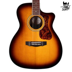 Guild OM-260CE Deluxe Antique Burst