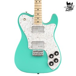 Fender Telecaster Deluxe Ltd. Ed. Traditional 70s Japan MN Seafoam Green
