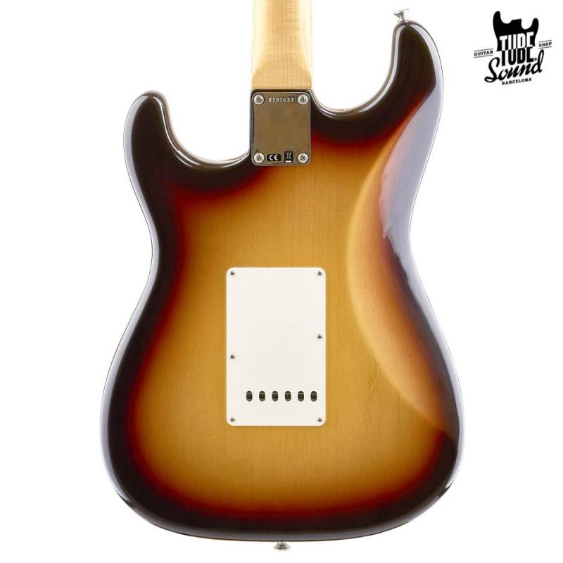 Fender Custom Shop Custom Order Stratocaster 63 RW Closet Classic Chocolate 3 Color Sunburst