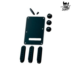Fender Strat Accessory Kits Black