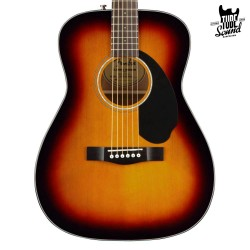 Fender CC-60S Concert WN 3 Color Sunburst