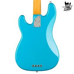Fender Precision Bass American Professional II MN Miami Blue