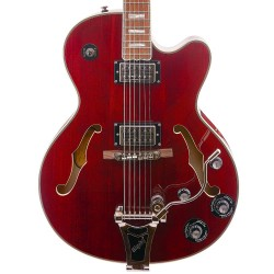 Epiphone Emperor Swingster Wine Red