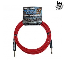 Tsunami Cables G10-SSRR Right 3m Red Pocket