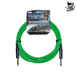 Tsunami Cables G10-SSNG Right 3m Neon Green