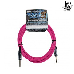 Tsunami Cables G10-SSHP Right 3m Hot Pink