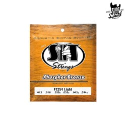 Sit Strings P1254 Phosphor Bronze Acoustic Light 12-54