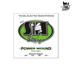 SIT Strings NR50105L NPS Power Wound Bass Medium 50-105