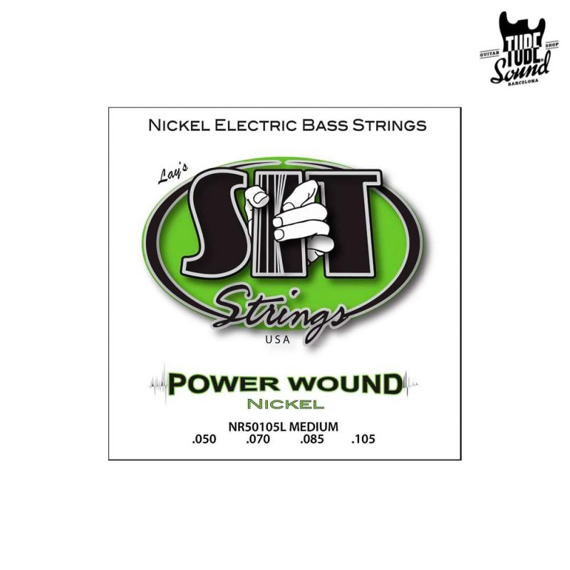 SIT Strings NR50105L NPS Power Wound Bass Medium 50-105