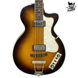 Höfner Club Bass CT 2 Sunburst