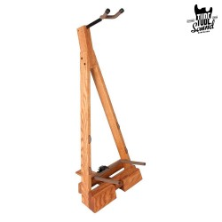 String Swing CC22 Guitar Hardwood Floor Stand