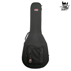 Gator GL Lightweight Jumbo Acoustic Guitar Case
