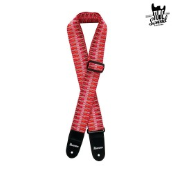 Ibanez GSB50-C6 Standard Strap Red