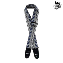 Ibanez GSB50-C3 Standard Strap Gray