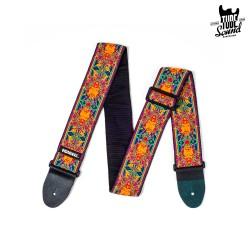 Dunlop JH04 Jimi Hendrix Poster Strap
