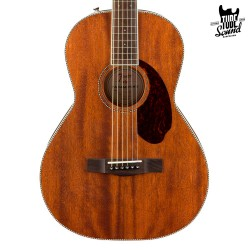 Fender PM-2 NE Parlor All-Mahogany Open Pore Satin