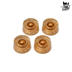 Gibson PRSK-020 Speed Knobs 4 Gold