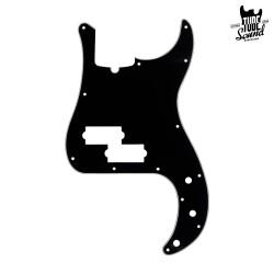Fender PB Pickguard 13 Holes 3-Ply Black