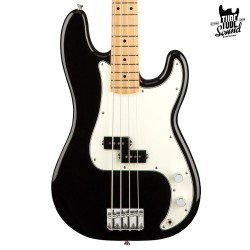 Fender Precision Bass Player MN Black