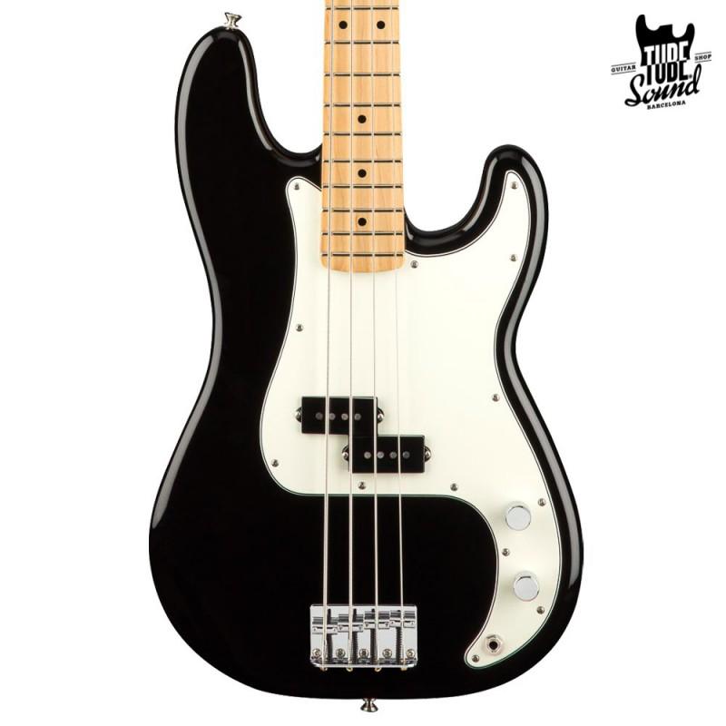 Fender Precision Bass Player MN Black