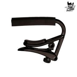 Shubb C1K Steel String Capo Noir