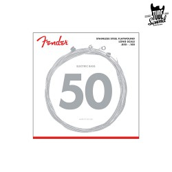 Fender 9050ML Stainless Steel Flatwound Medium 50-100