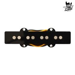 Lollar Jazz Bass Bridge 4 Strings Black