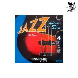 Thomastik-Infeld JF324 Flat Wound Bass 43-106