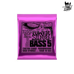 Ernie Ball 2821 Power Slinky Bass 5 String Custom 50-135