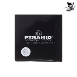 Pyramid Black Wires Bass Heavy 45-105