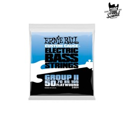 Ernie Ball 2804 Flatwound Group II Bass 50-105