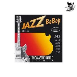 Thomastik-Infeld BB112  Jazz BeBop Round Wound Electric 12-50