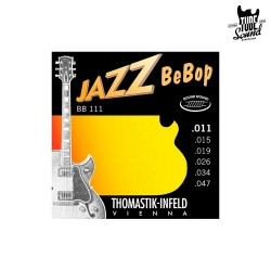 Thomastik-Infeld BB111 Jazz BeBop Round Wound Electric 11-47