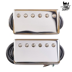 Lollar Imperial Low Wind Set Chrome