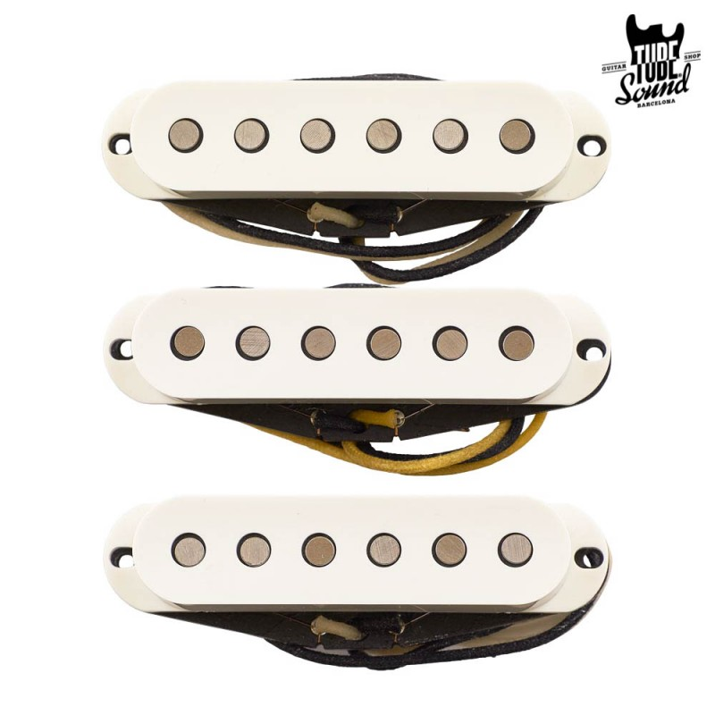 Lollar Strat Blonde Set