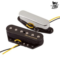Fender Tele Vintage Noiseless Pickup Set