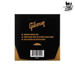 Gibson SEG-HVR9 Vintage Reissue Pure Nickel Ultra Light 9-42