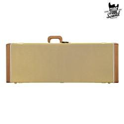 Fender Classic Series Wood Case Strat/Tele Tweed