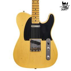Fender Custom Shop Custom Order Telecaster 52 MN Journeyman Nocaster Blonde