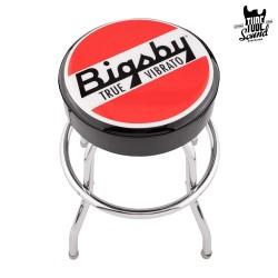 """Bigsby Round Logo Barstool 24"""""""
