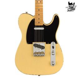 Fender Telecaster Vintera 50s Road Worn MN Vintage Blonde