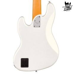Fender Jazz Bass V American Ultra MN Artic Pearl