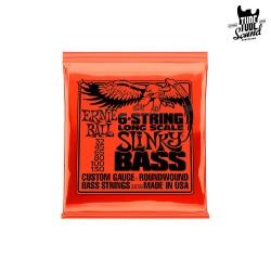 Ernie Ball 2838 Slinky Nickel Wound Bass 6 String 32-130