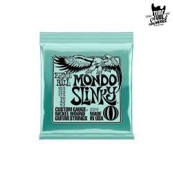 Ernie Ball 2211 Mondo Slinky Nickel Wound Electric 10.5-52
