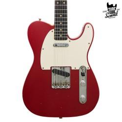 Fender Custom Shop Telecaster 59 RW Ltd. Ed. Journeyman Aged Dakota Red