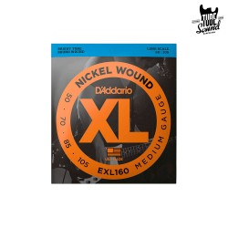 D'Addario EXL160 Nickel Wound Bass Medium 50-105