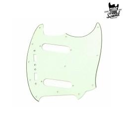 Allparts PG 058-024 Mustang 12 Holes Pickguard Mint Green